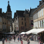 The Square in Sarlat